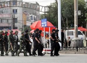 Sincan Uygur Özerk Bölgesi'nde saldırı: 16 ölü