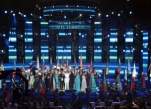 Türkvizyon şarkı yarışması 3.sü Ukranya oldu