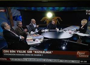Türk axbarat wasitiliride uyghur mesilisi anglitilmaqta