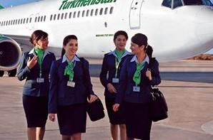 Türkmenistan havayolları dünyaya açılıyor