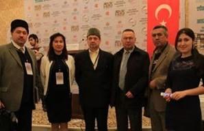 Kırım Tatarları Türk Dünyası Medya Buluşmasına katılıyo