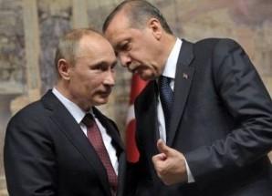 Recep Tayyip Erdoğan,  Putin'e Cemaat okulları için resti çekti