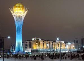 Kazakistan'da Bağımsızlık Günü kutlanıyor