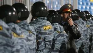 Dağıstan'da OMON Polisine Saldırı