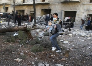 Suriye'de siviller hedef alındı
