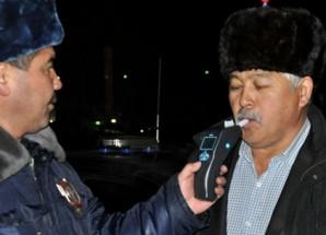 """Kırgızistan """"alkolmetre"""" ile tanıştı"""
