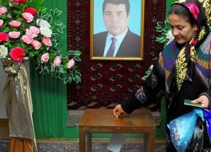 Türkmenistan'da parlamento seçim sonuçları açıklandı
