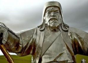 Kazakistan'da da her 100 kişiden biri Cengiz Han genlerini taşıyor.