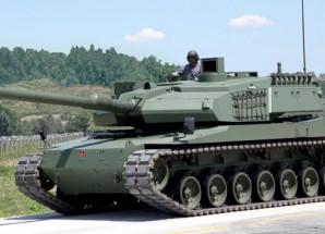 Milli Tank Altay Arazi ve Atis Testleri