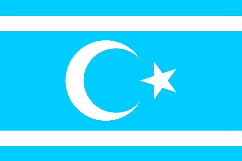 07168-Irak-Türkmen-bayrağı