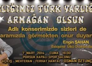 Varlığımız Türk Varlığına Armağan Olsun Konseri