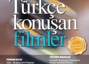Dünya sinemasının kalbi Eskişehir'de atıyor!