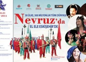 Nevruz Kutlamaları-Eskişehir