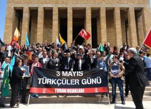 3 Mayıs 2014'de Türkçülük