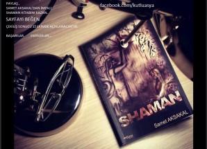 Samet Aksakal imzalı  Shaman çekilişi