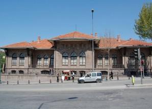 1. Türkiye Büyük Millet Meclisi Binası