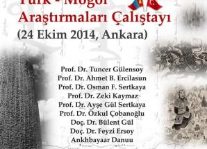 Türk – Moğol Araştırmaları