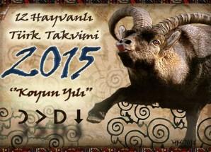 2015 KOYUN YILI