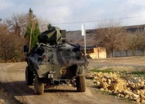 Son Dakika : Ordu Suriye'ye Girdi