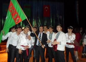 Türkmenistan Bayrak Bayramı