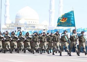 Orta Asya ülkelerinin orduları büyüyor