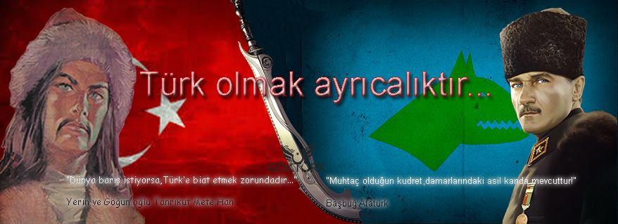 türk olmak ayrıcalıktır -kapak
