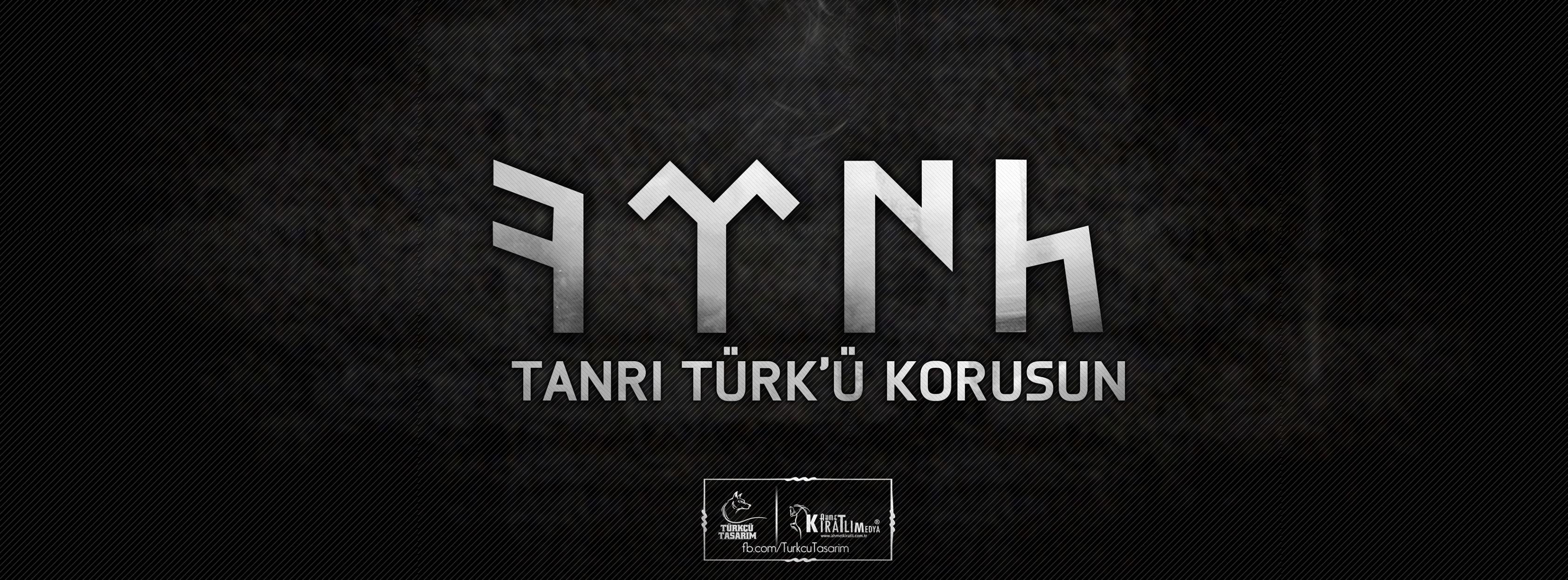 türk tanrı türkü korusun -kapak