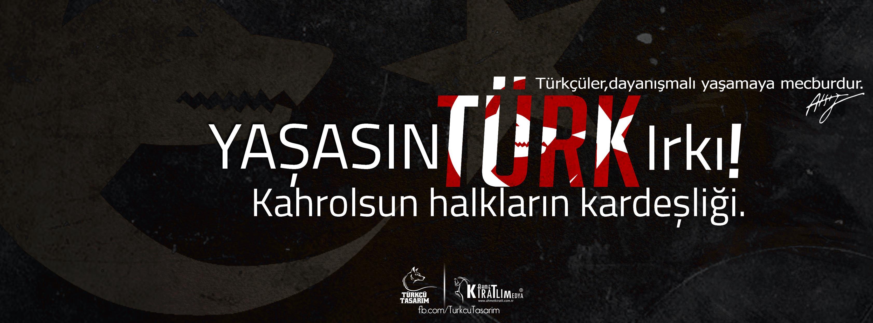 yaşasın türk ırkı 2 -kapak