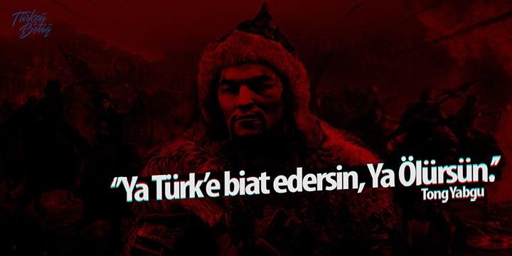 ya türke biat et ya öl