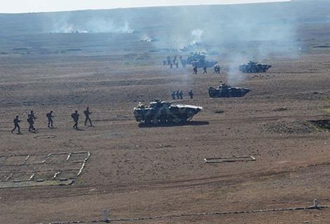azerbaycan savaş