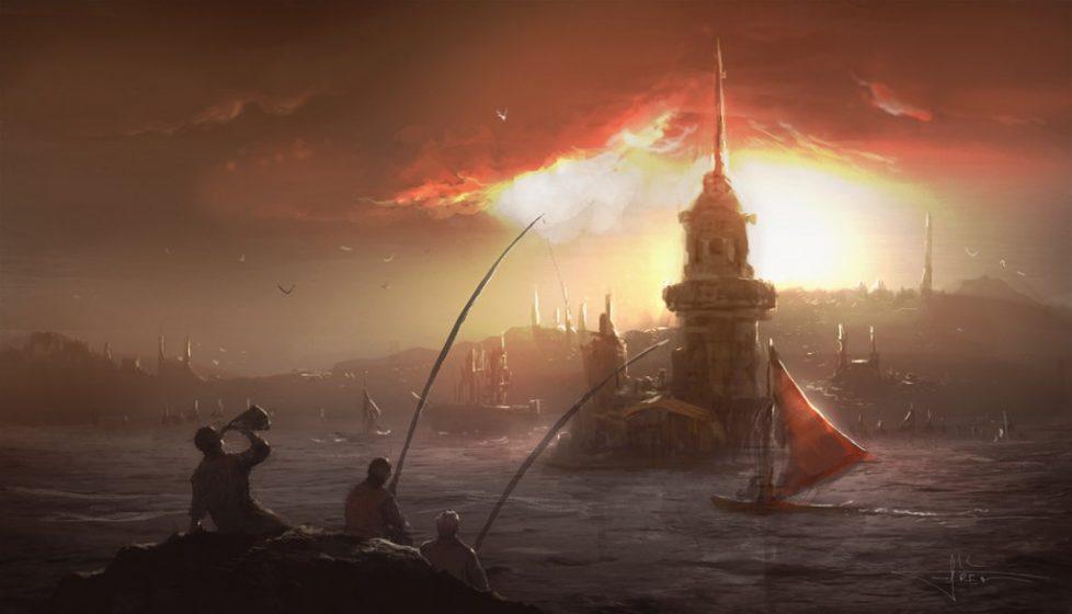 kız kulesi osmanlı