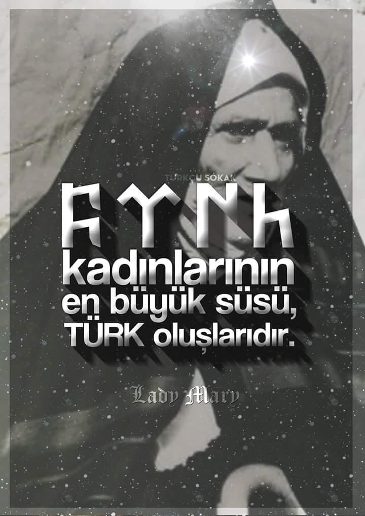 türk kadınlarının en büyük süsü