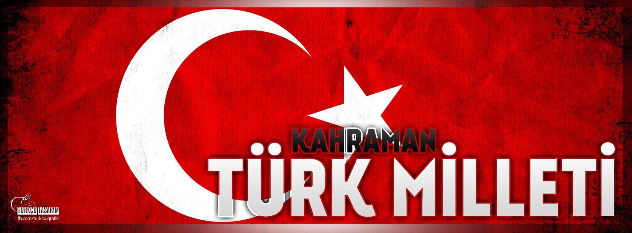 kahraman türk milleti -kapak