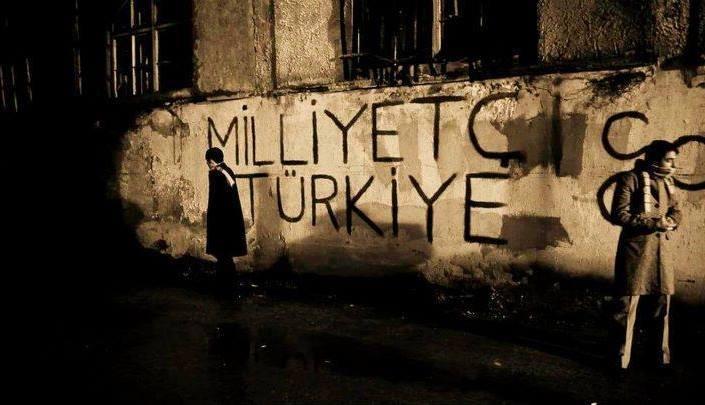 milliyetçi türkiye -kapak