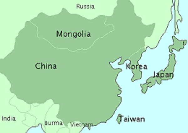 east_asia_map-doğu-asya-